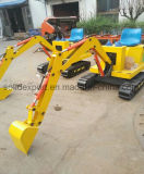 Amusement Equipment Cheap Kid Small Excavator Toy with Sand Pool