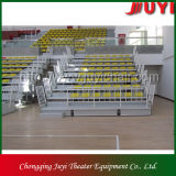 Manufacture Ce Indoor Common Used Telescopic Bleacher /Retractable Bleacher Seating Jy-706 Tribune Used Bleachers for Sale Retractable Chairs