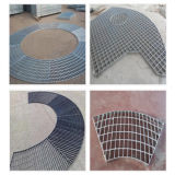 Hot dipping galvanized Special Shaped Steel Grating