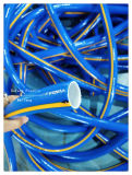 PVC Plastic Flexible Fiber Braided Reinforced Water Garden Irrigation Hose/Pipe/Tube