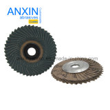 Flexible Abrasive Flap Disc with Zirconia Sand Cloth for Polishing Steel