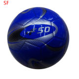 PVC Machine Stitched Sporting Soccer Football