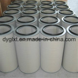 Nano Web Flame Retardant Wood Pulp Paper for Filter Cartridge
