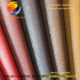 New Style PU Shoe Fabric of Artificial Leather Fpa17m02c