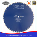 Cutting Saw Blade: 760mm Laser Welded Concrete Wall Saw Blade