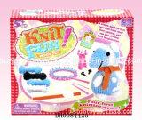 Children Promotion Creative Gift DIY Knitting Set Wool Toys