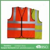 Wholesale Cheap Bright Color Hi-Vis Fluorescent Safety Reflective Vest