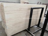 Italy Rome Travertine Beige Marble Slabs/Tile for Project