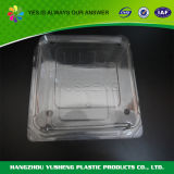 Custom Clear Pet Clamshell Blister Box with Paper Card