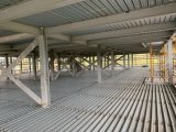 Two Storey Steel Structure Products for Workshop Building with High Standard Low Cost