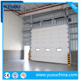 Cheap Industrial Insulated Sectional Overhead Door