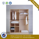 Wooden Bedroom Furniture Walk-in Closet Wardrobe (HX-LC2035)
