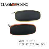 Sunglasses Case High Quality Oxford Cloth EVA Glasses Case with Zipper Competitive Price