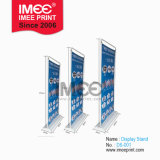 Imee Printing Custom China Cheap Desk Banner Display Stand