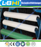 Libo Controllable Brake Carbon Steel Conveyor Idler Roller for Conveyor