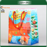 Cotton Handle Cmyk Printing Fruit Packing Paper Bag