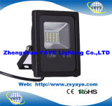 Yaye 18 Hot Sell USD4.15/PC 10W Full Watt SMD5730 LED Flood Lights /SMD LED Floodlight with Ce/RoHS/ 2 Years Warranty