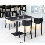 Nordic Style Best Price Wood Dining Table and Chairs