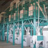 80 Tons Corn Flour Milling Machine