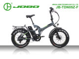 20 Inch Hot Sale Folding Bike Electric Fat Tire Bike 8 Fun Motor with Dual Suspension Frame Jb-Tdn05z-F