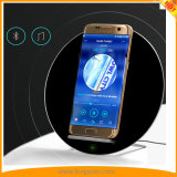 Best Gift-Bluetooth Stereo Speaker with Fast Wireless Charger for Samsung and iPhone