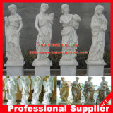 Four Seasons Marble Statue for Garden