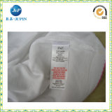 Wholesale Custom 100%Polyester Satin Washing Care Labels for T-Shirt (JP-CL045)