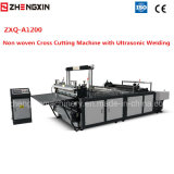 Ultrasonic Non-Woven Cross Cutting Machine (ZXQ-A1200)