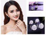 Female Popular Original Brand of High-End Vintage Stud Earrings