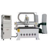 Wood Engraving and Cutting CNC Machine Price with Vacuum Table (DW1325)