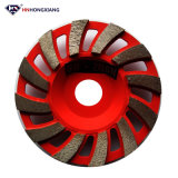 High Quality Resin Silent Beveling Diamond Wheel for Glass Grinding