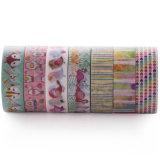 Wholesale Custom Printed Masking Washy Tape Japanese Washy Tape