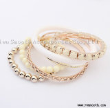 Fashion Multilayer Crystal Beads Bracelets Bangles Jewelry Accessories