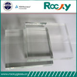 Low Iron Tempered Glass 4mm~10mm Ultra Clear Float Glass