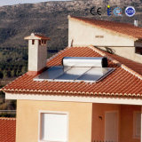 Passive Flat Plate Solar Hot Water Heater