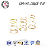 Colored Zinc Small Compression Spring