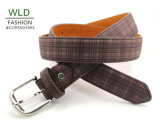 Classic and Basic Man Belt with Split Leather Linning M437