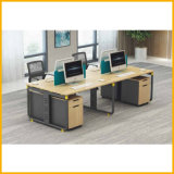 Cheap High Quality Modern 4 Person Office Workstation