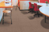 Hotel Indoor Home House Modular Carpet Wholesale in Roll with Bitumen/PVC/Thick Non-Woven Backing