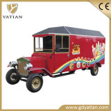 Ice Cream 2 Passenger Electric Food Cart for Park Services