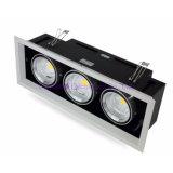 High Power LED Light LED Grid Light for Store, Hall