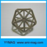 Ball Shape and NdFeB Magnet Composite 5mm Magnetic Balls Bulk Magnetic Balls