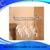 Wall-Mounted Type Stainless Steel Wine Cup Holder (KS-002)