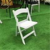 Wholesale White Resin Wimbledon Child Folding Chairs for Wedding