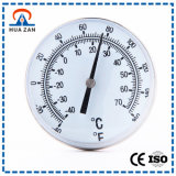 Thermal Gauge Professional Round Industrial Temperature Meter