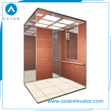 Small Machine Room Passenger Elevator with Beautiful Cabin Design