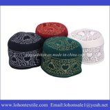 2016 New Style Muslim Cap Embroidery Design for Retailing and Wholesale