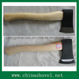 Axe Hardware Hand Tool Carbon Steel Axe with Wood Handle
