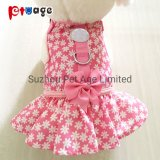Beautiful Pet Skirt Dress Clothing Harness Holiday Products Dog Clothes