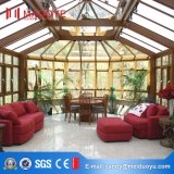 Modern Design Tempered Glass Sun House for Garden